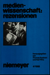 Ernst, Josef: The Structure of Political Communication ...