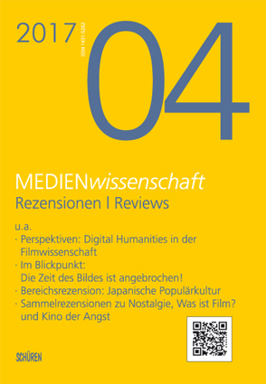 Digital Humanities in der Filmwissenschaft