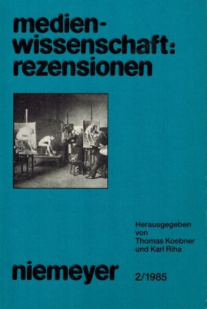 Sammelrezension Medienethik, Medienpraxis