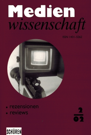 Virtuelle Räume/ Cyberspace (Sammelrezension)