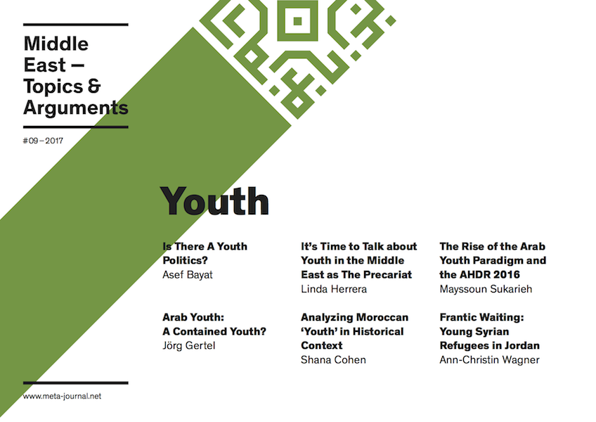 The Rise of the Arab Youth Paradigm: A Critical Analysis of the Arab Human Development Report 2016