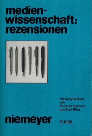 Ansehen Nr. 3 (1986)