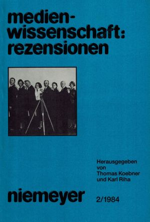 Ansehen Nr. 2 (1984)