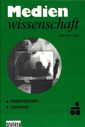 Ansehen Nr. 4 (1998)