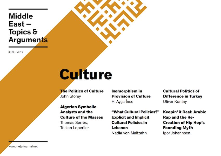 Ansehen Bd. 7 (2017): Culture